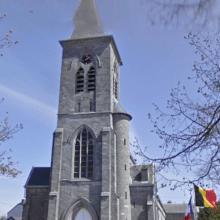 23ème Soirée de louange et intercession Eglise paroissiale rue Croix Jacquet à Saint-Aubin (Florennes) Mardi 12 décembre 2017 à 19 h