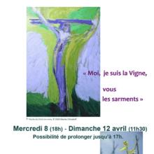 Retraite de Pâques 2020 à Notre Dame de la Justice du mercredi 05 au 12 avril