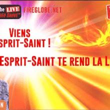 """""""L'Esprit-Saint te rend la liberté"""" par Denise Bergeron depuis le Québec"""